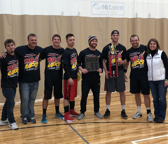 NMCAC 3rd Annual Dodgeball Tournament