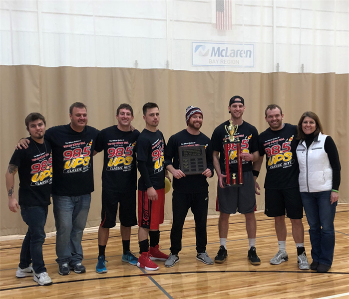 Northern Michigan Children's Assessment Centers Dodgeball  Tournament