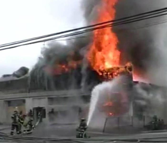 Commercial Four Causes of Commercial Fires