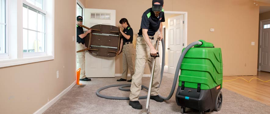 Mount Pleasant, MI residential restoration cleaning